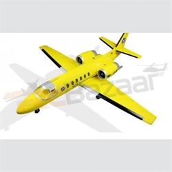 DynamTurbo Jet Yellow PNP W/Retract
