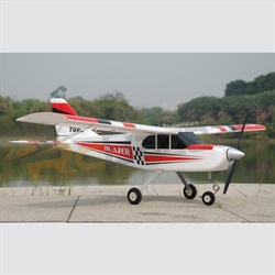 Blazer (PNP) Trainer & Aerobatic - Twin wing system
