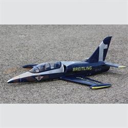 L-39 Breitling mini jet (blue scheme)