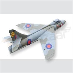 Hawker Hunter - Camouflage Colour
