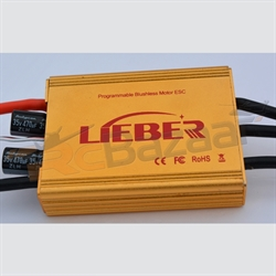 Lieber 150Amp ESC (high voltage)