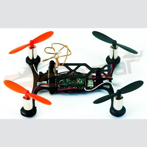 RcBazaar  (Kit) FPV Racing drone QX110 with hood