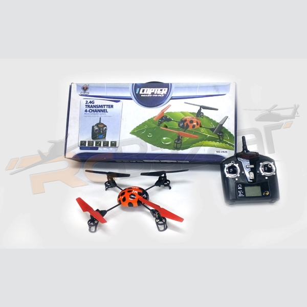 Mini Beetle Quadcopter